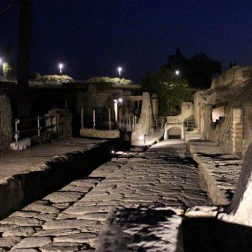 Campania by Night non stop, le proposte Scabec di Ferragosto