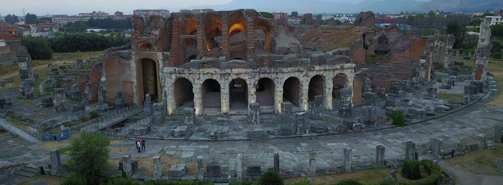 L'Anfiteatro Campano nel futuro, a Bari workshop sul restauro