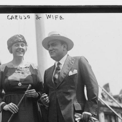 Casagiove, una Mostra di cimeli storici di Enrico Caruso