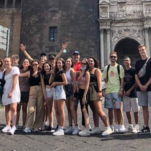 """""""Oltre la pandemia"""", il Pizzi incontra gli studenti di Augsburg"""