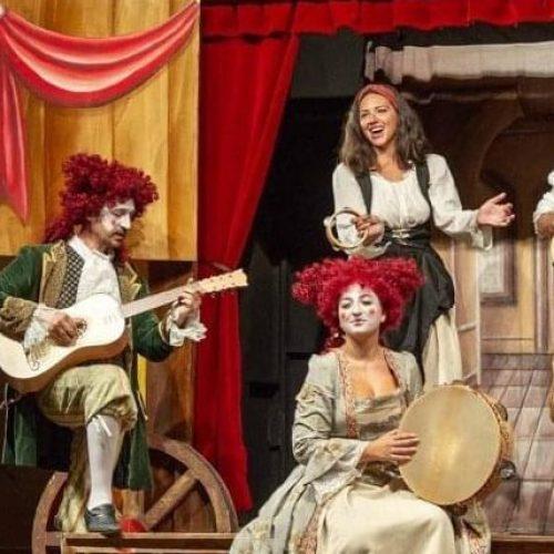 Settembre al Borgo con La Mansarda, è qui il carro dei comici