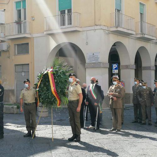 Non più guerre, a Capua si ricorda il bombardamento del '43
