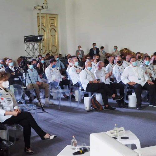 Il panettone conquista Caserta, prima convention alla Reggia