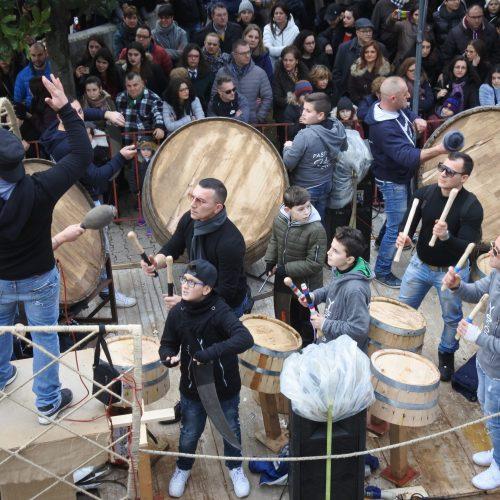 Macerata Campania, in Spagna arriva la festa di Sant'Antuono