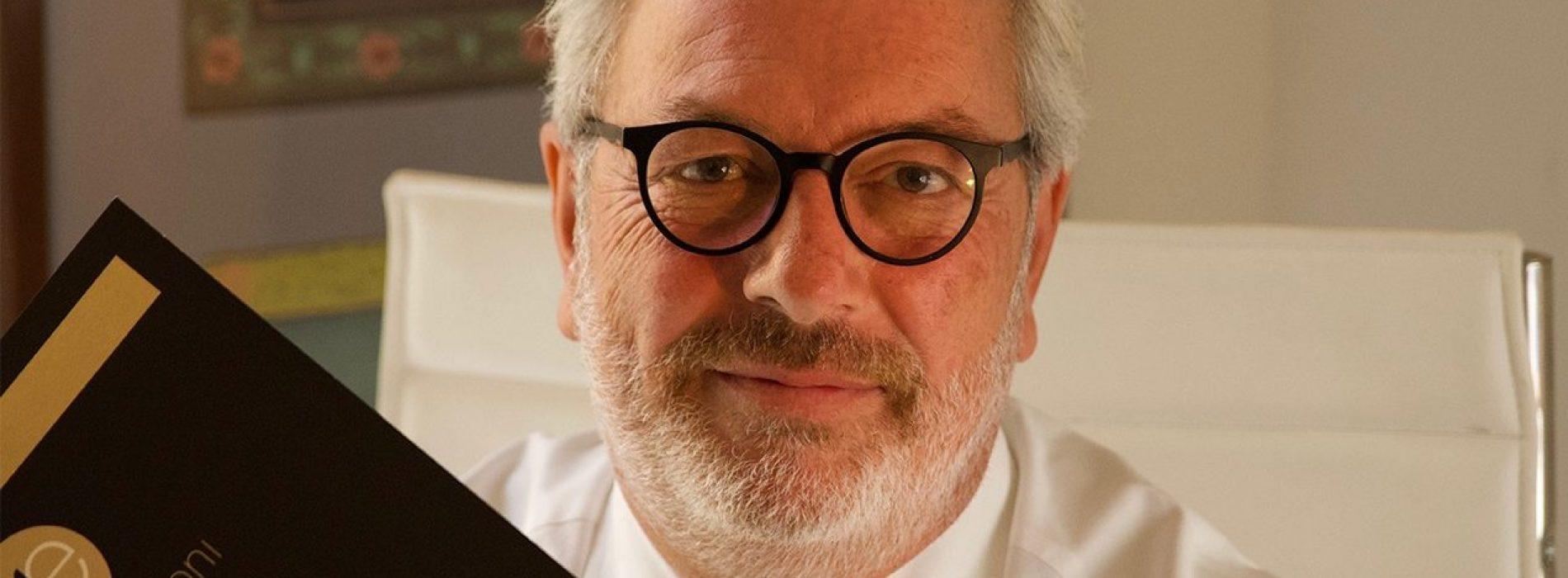 Premio Bronzi di Riace, un riconoscimento all'editore Graus