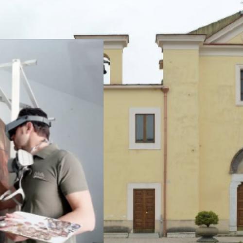 Restauro finito, Sant'Agostino torna nella casa sammaritana