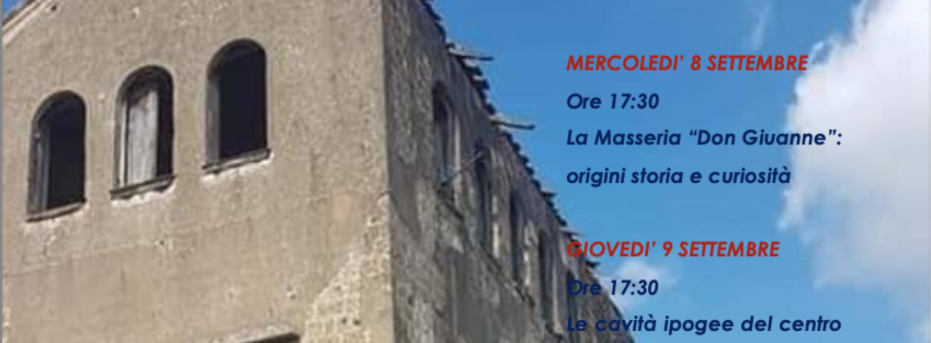 Alla scoperta di San Marcellino, tre giornate di manifestazioni