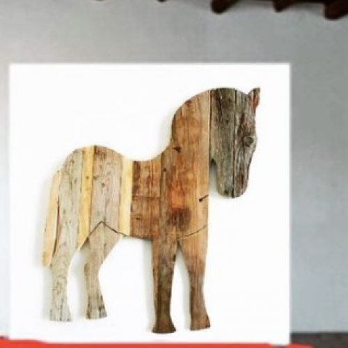 Il legno si fa racconto, Gustavo Delugan espone a Casagiove