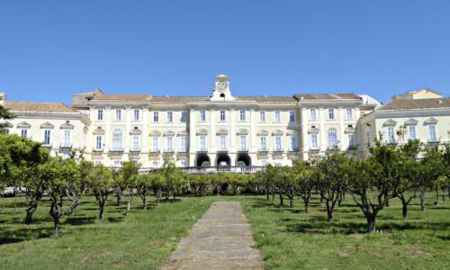 Wine Art Contest e GreenPrix, gli eventi alla Reggia di Portici