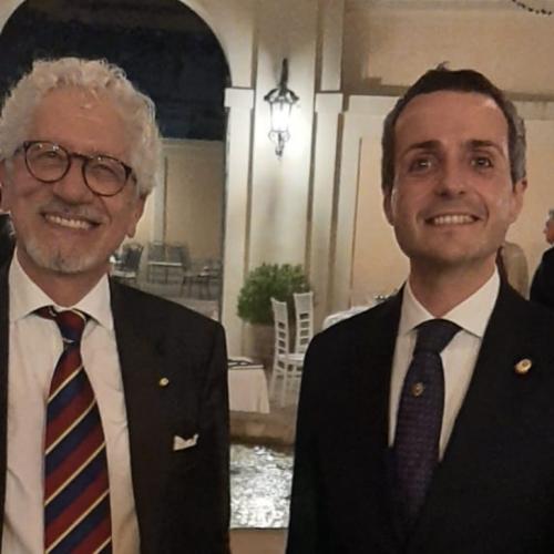 Nuovo presidente Lions Reloaded a Caserta, è Aldo Cobianchi
