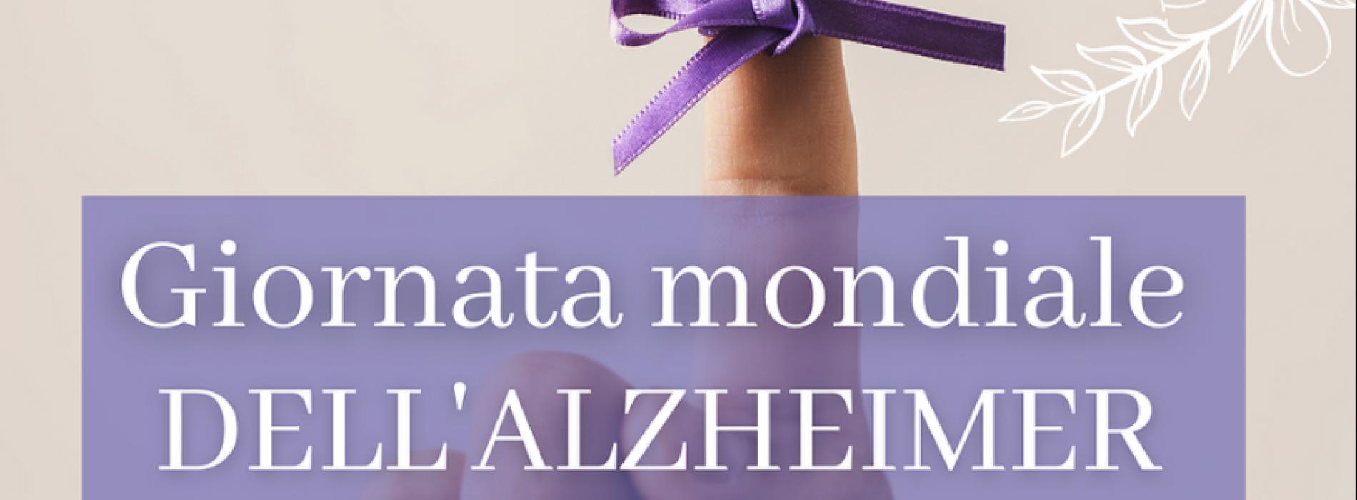Il colore viola, è oggi la Giornata Mondiale dell'Alzheimer