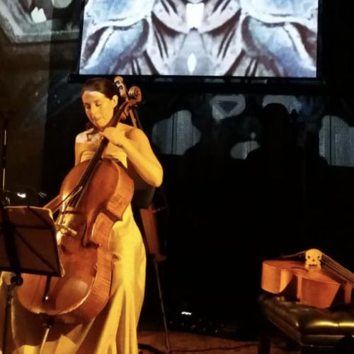 Live in Villa di Donato a Napoli, apre la rassegna Irina Solinas