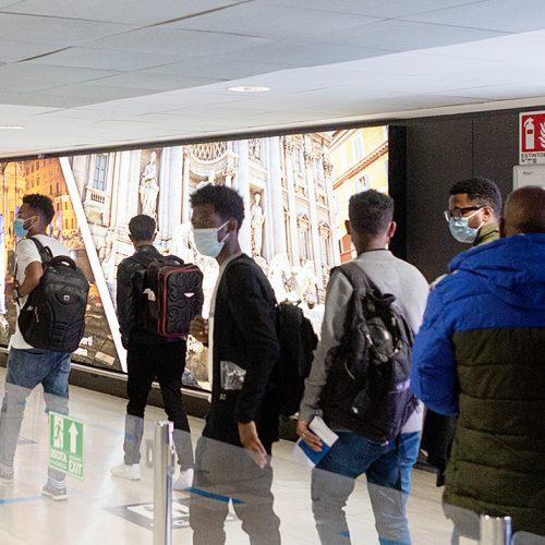 Studenti eritrei rifugiati, l'ateneo Vanvitelli ne accoglie due