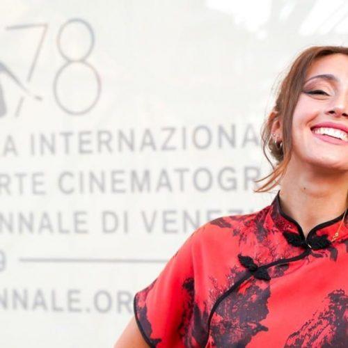 Da Caserta a Venezia, Rossella Di Lucca nel film di Sorrentino