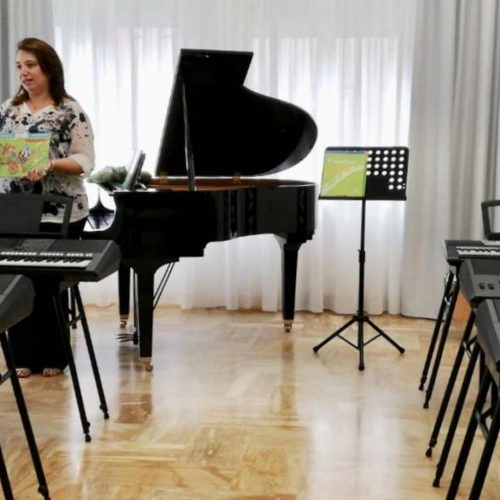 Baby musicisti si diventa giocando, riapre Accademia Yamaha