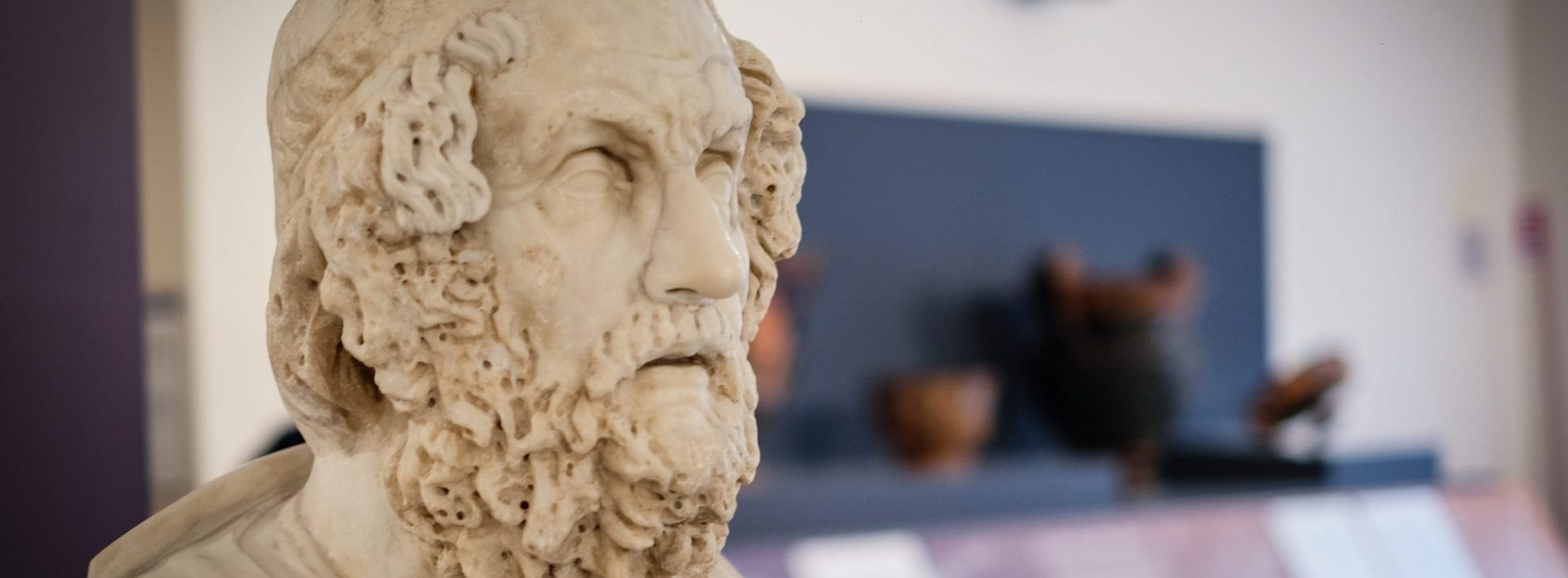 Mann. Mostra Omero, Iliade. Le opere nelle pagine di Baricco