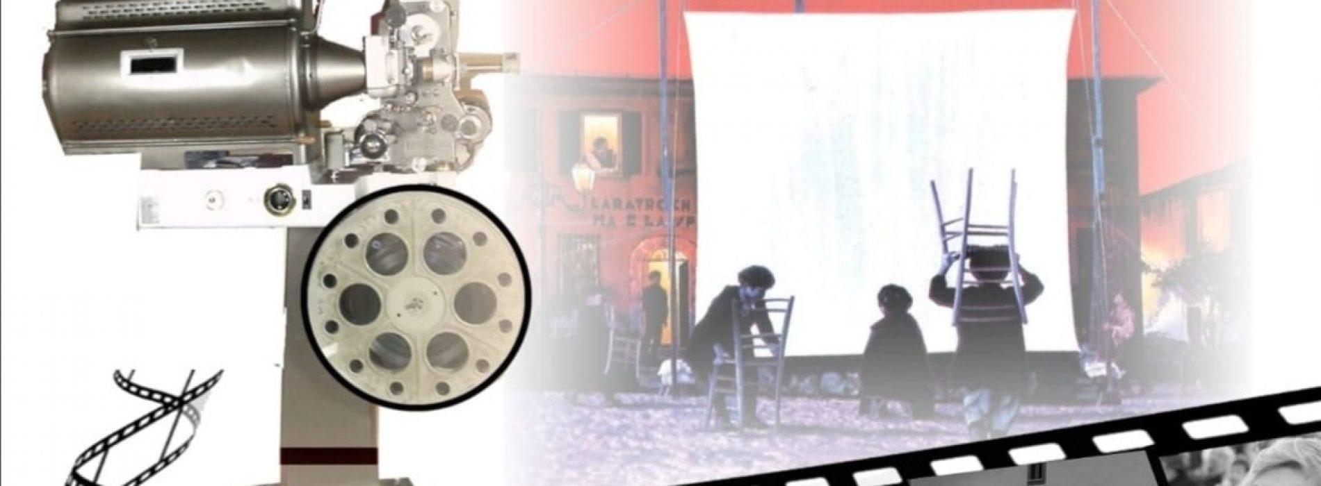 Luci di memoria, a Capua c'era una volta il cinema in pellicola