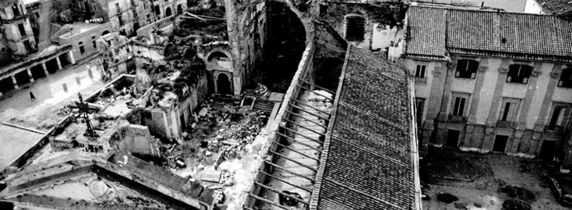 L'anniversario del bombardamento della città, Capua ricorda