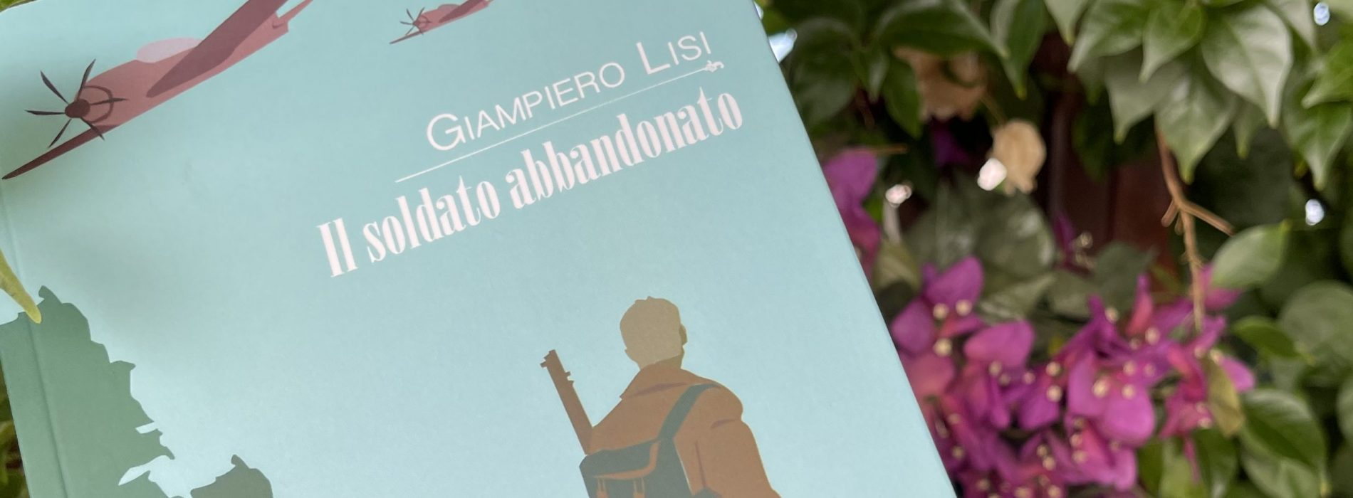 «Il soldato abbandonato», Giampiero Lisi è a Palazzo Paternò