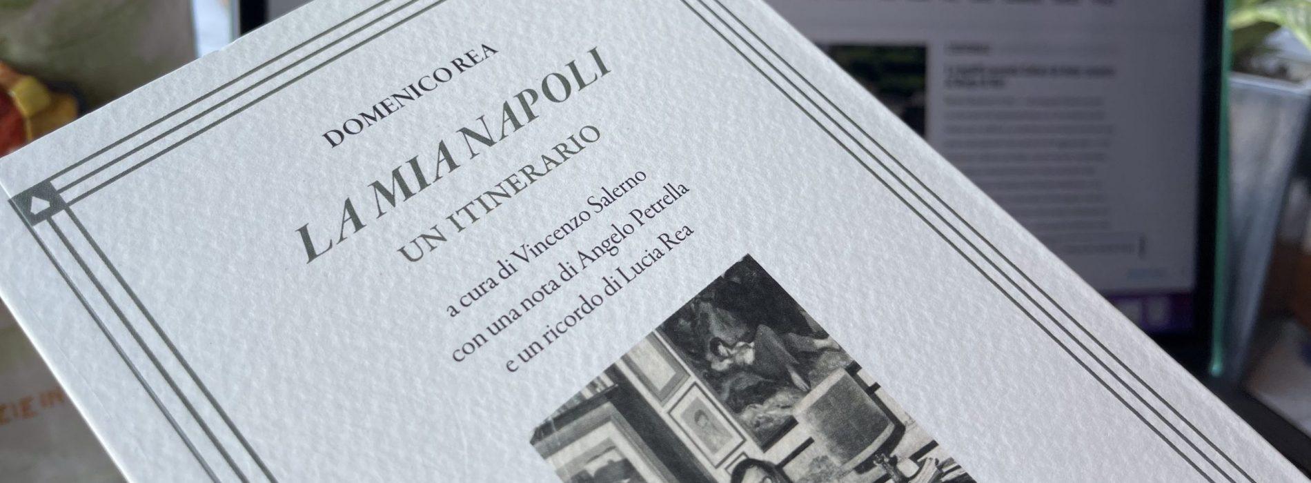 Pubblicata la Napoli di Domenico Rea, presentazione al Mann