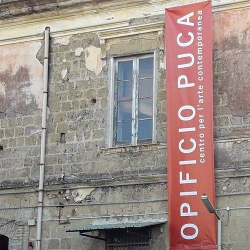Opificio Puca Sant'Arpino, si riapre con una collettiva d'arte