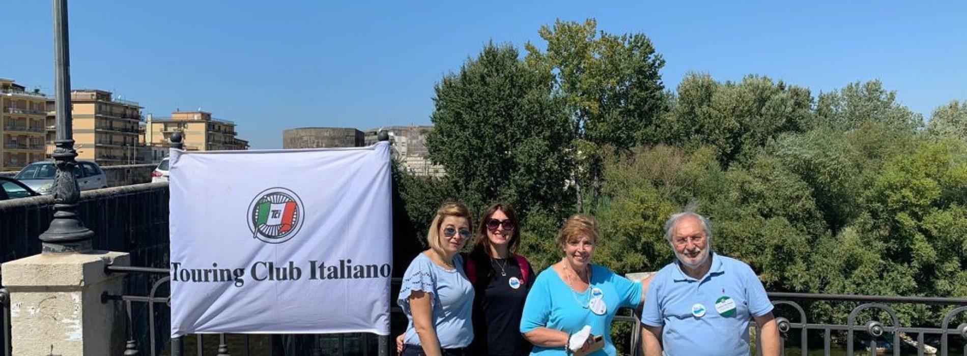 Sono le pietre a parlare a Capua, l'Appia Day del Touring Club