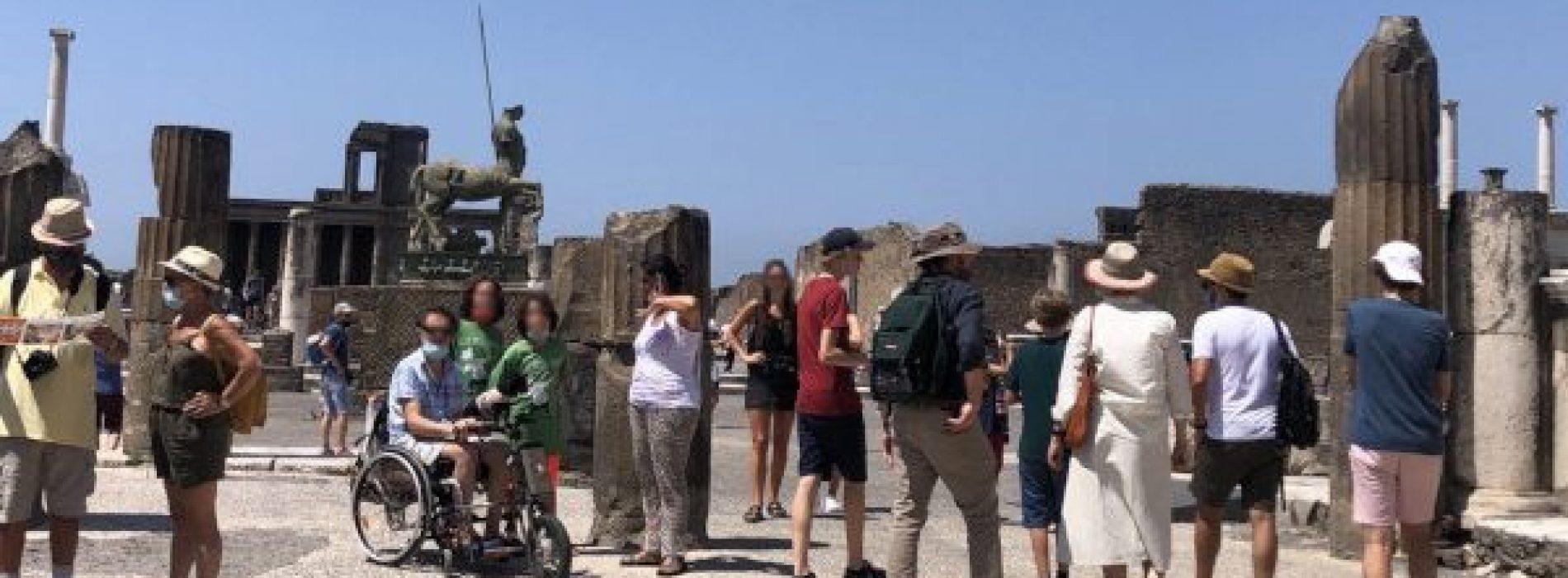 Giornate del patrimonio a Pompei, entrata gratuita per i bimbi