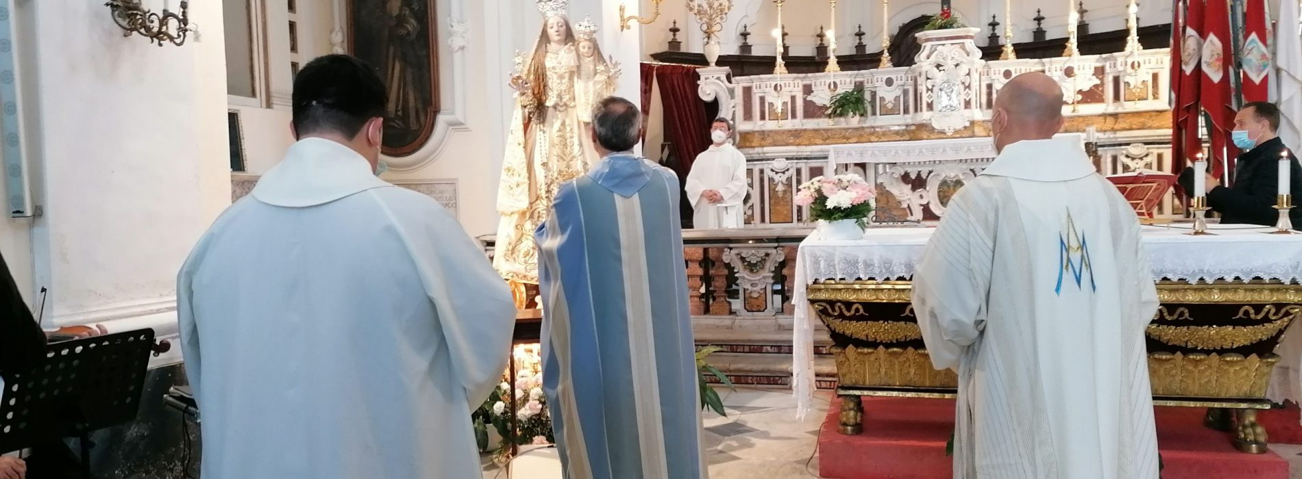 La fede contro il Covid, a Capua il Quindicinario di preghiera