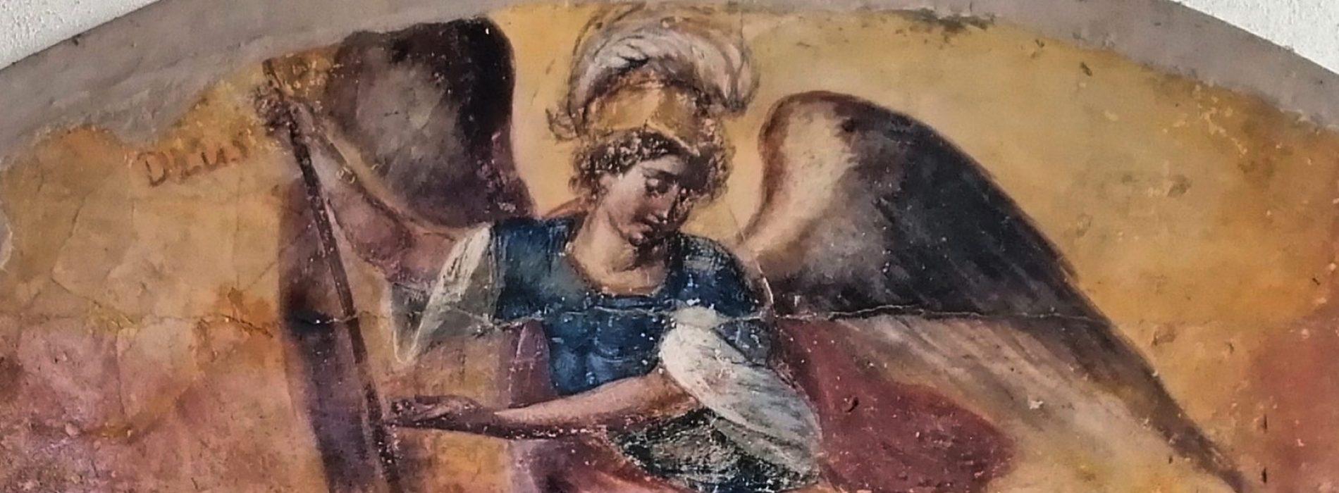 I longobardi e il culto di San Michele, è l'arcangelo guerriero