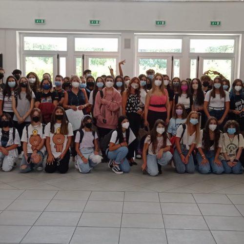 Liceo San Leucio. Lezioni al via in attesa del camper vaccinale