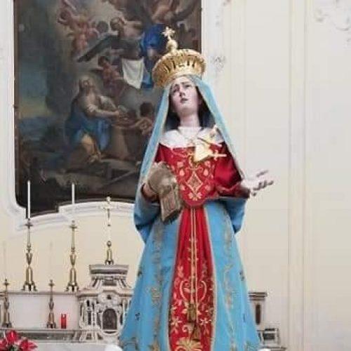 Festa dell'Addolorata, Capua si ritrova ai piedi della Madonna
