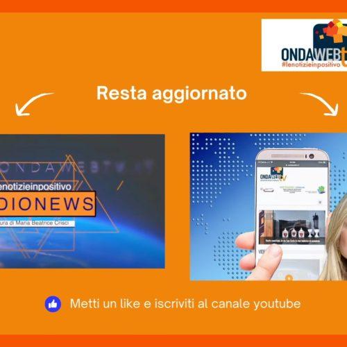 Audionews di Ondawebtv. 26 ottobre
