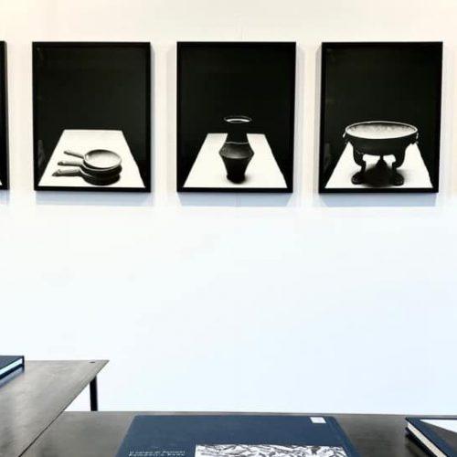 Luigi Spina, le foto dei reperti del Mann protagoniste a Milano