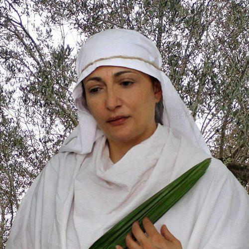Santa migrante a Tora e Piccilli, l'opera di Pastore in frantoio