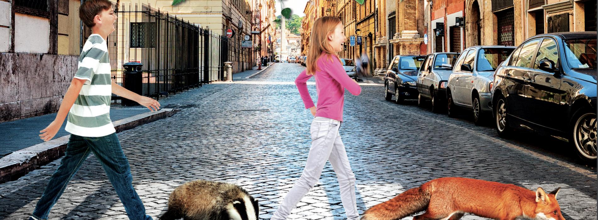 Urban Nature, l'Oasi del Bosco di San Silvestro arriva in città