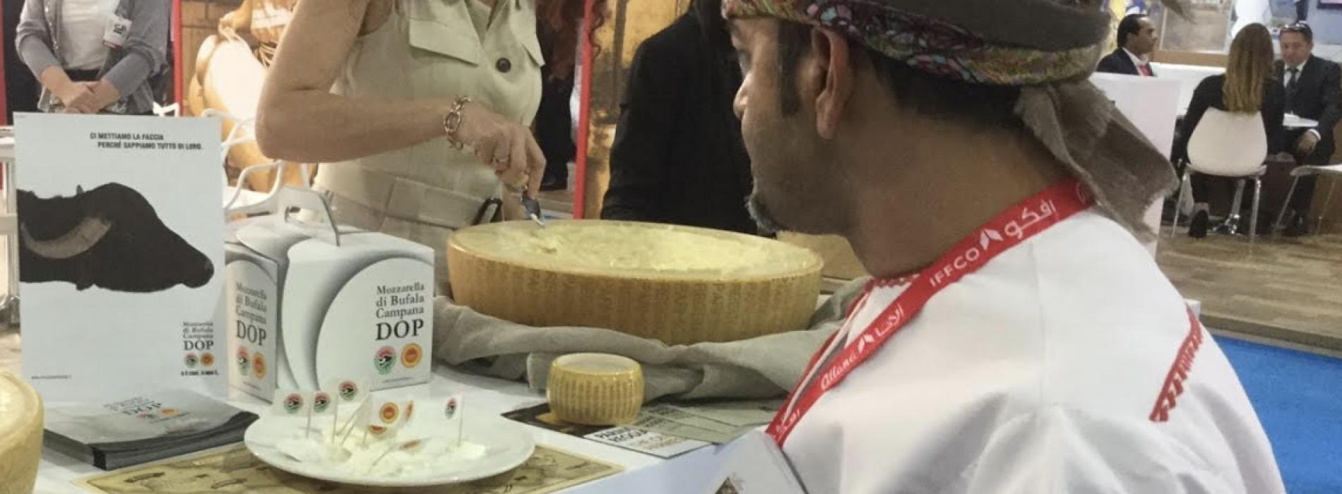 Mozzarella Dop, il Consorzio all'Expo di Dubai e in Germania