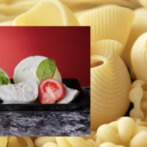 Mozzarella e pasta di Gragnano, insieme per il WorldPastaDay