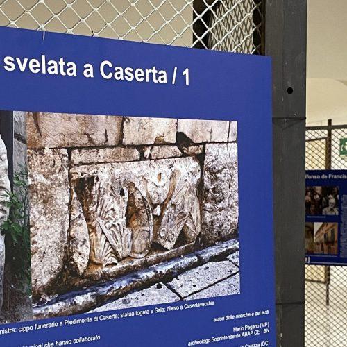 Archeologia svelata, la tappa al museo di Piedimonte Matese