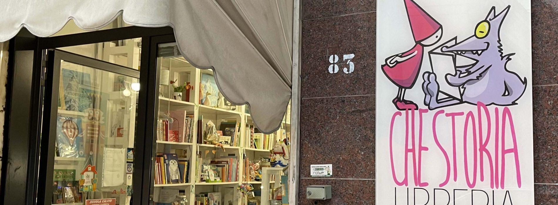 Libreria Che Storia, il cucito si fa creativo per miniapprendisti