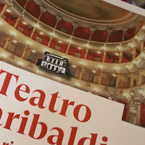 Teatro Garibaldi, si alza il sipario. Al via la nuova stagione